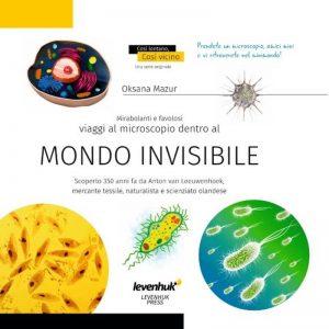 Mondo invisibile - Libro educativo