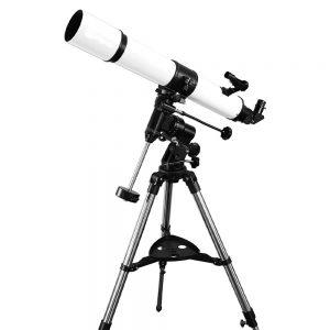 Telescopio rifrattore Progress-80 D.80 F.900