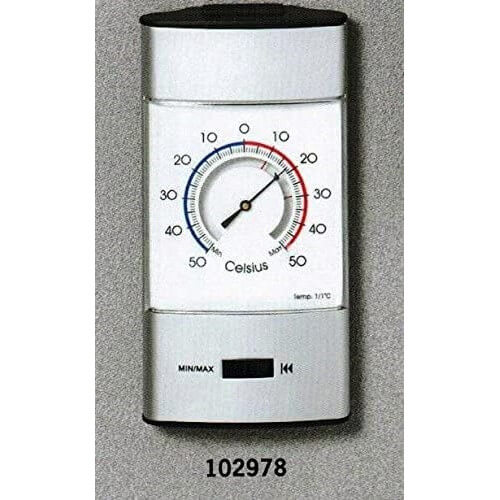 Termometro minima massima